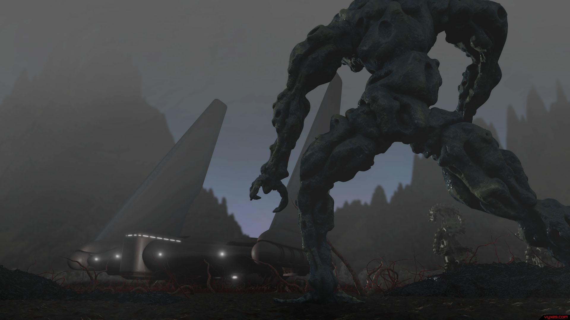Arta #1 - Imp Approaches Nomad