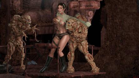 Arta Vile Crusade - Sil Webs Marek by Vyxes