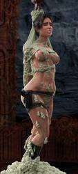 Arta Vile Crusade - Worms Squirm Up Marek by Vyxes