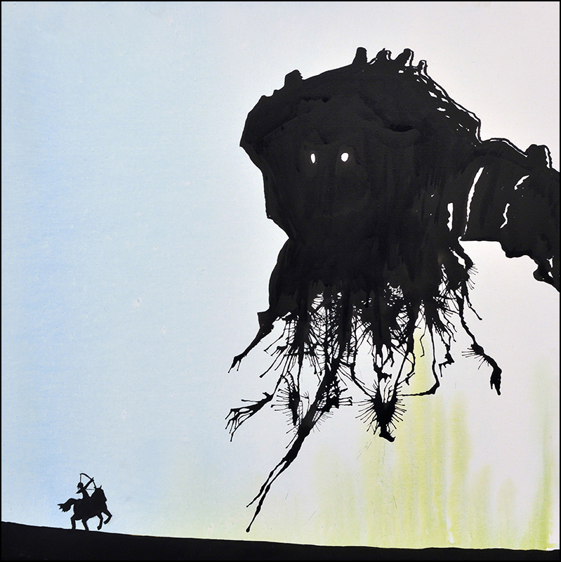 A and I - 13 - Shadow of the Colossus by AndreasServan on ...