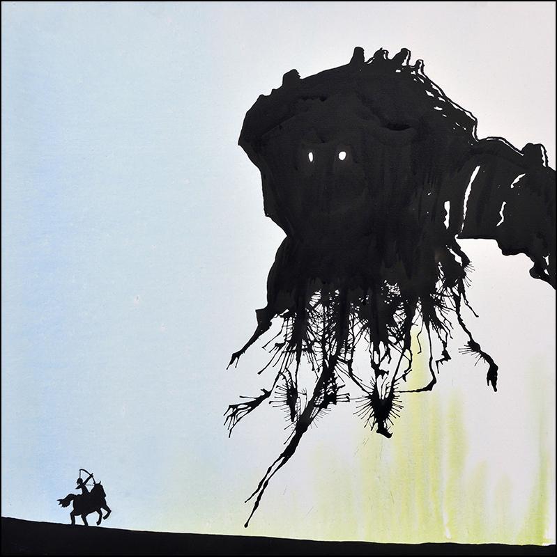 shadow colossus wallpaper