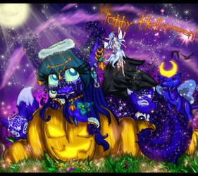 Mirchar_  Halloween 2012 by NightAngelTDC