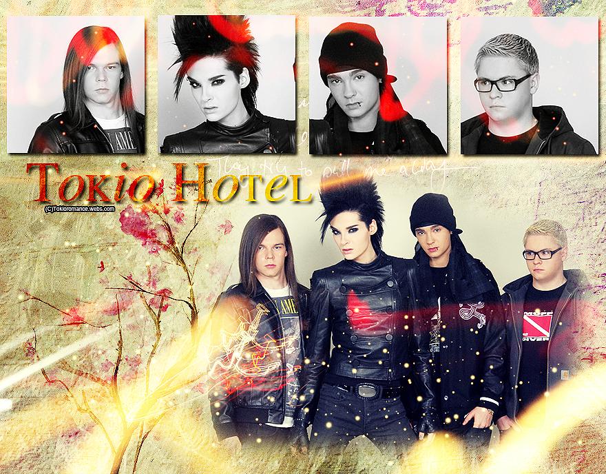 tokio hotel wallpaper by kaulitzway