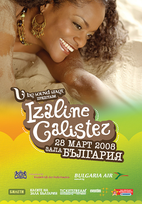 Izaline Calister poster by kpucu
