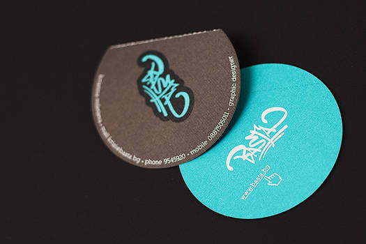 basta business cards 2