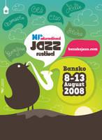 Jazzfest 2008 Poster by kpucu