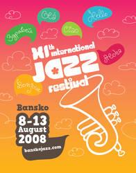 Jazzfest 2008 Poster 2008