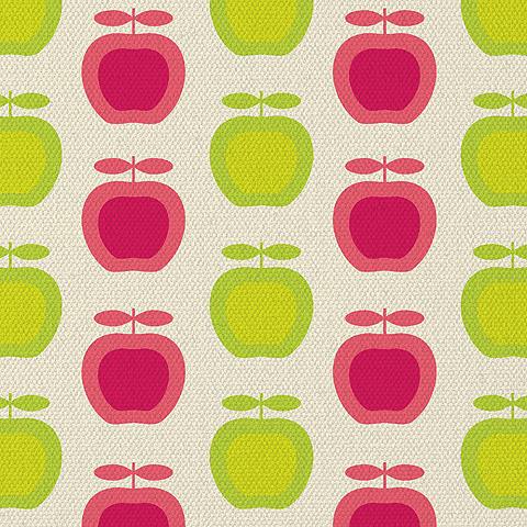 Retro Apple Print by kpucu
