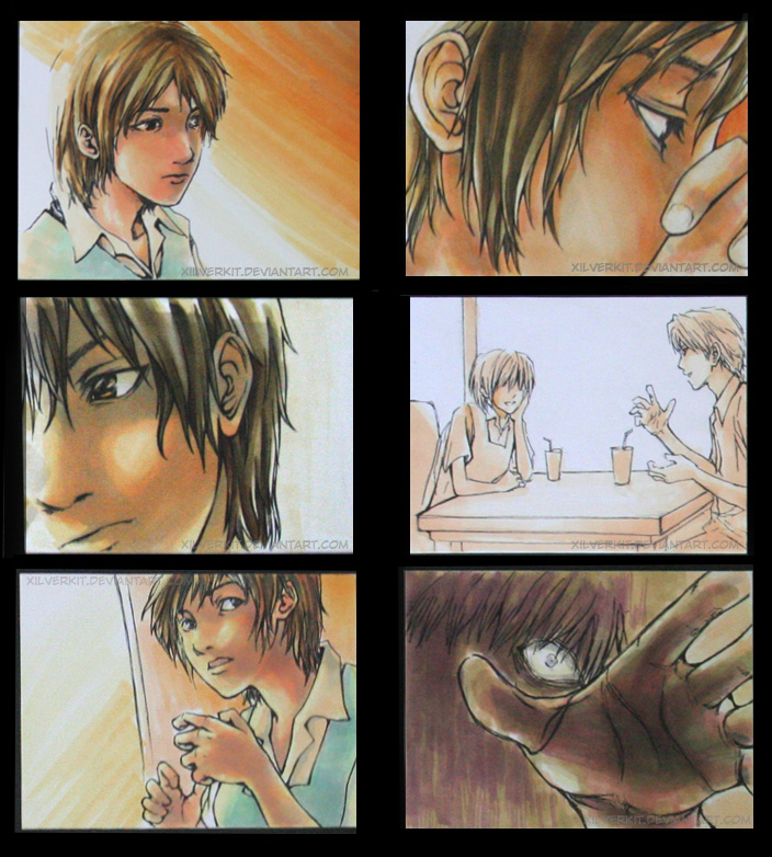 Storyboard:Markers