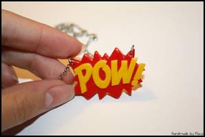 POW! by Maca-mau
