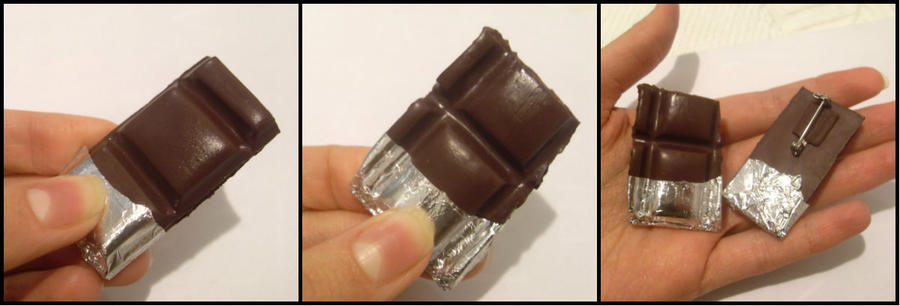 Chocolate by Maca-mau