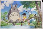 My Neighbor Totoro Colored Ver.