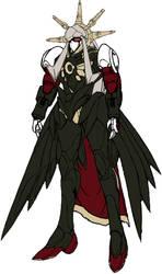 Neo-Embla's Veronica Gundam by dracostarcloud