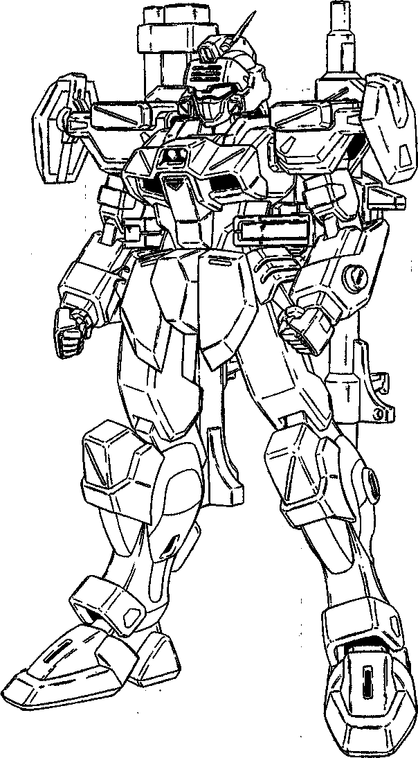 Mobile suit gundam seed coloring pages coloring pages for Gundam wing coloring pages