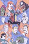 Spidey 2012 print