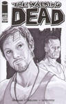 Daryl and Merle Dixon Sketch cover