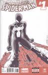 Amazing Spider-Man Black Suit Sketch Cover