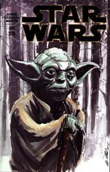 Star Wars Yoda by shinlyle