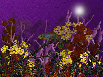 Chameleon Realm by RandyAinsworth