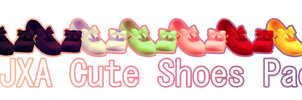 NJXA Cute Shoes Pack DOWNLOAD by kreifish