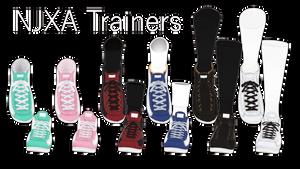 NJXA Trainers DOWNLOAD by kreifish
