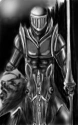 Knight In Shining Armor by christttoo