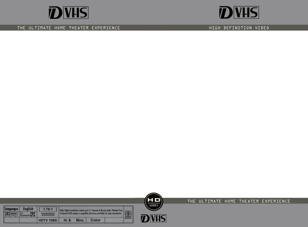 custom d vhs cover template by x manthemovieguy on deviantart