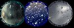 Rain   f2u buttons by DrawaPuffins