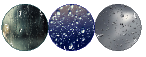 Rain | f2u buttons by DrawaPuffins