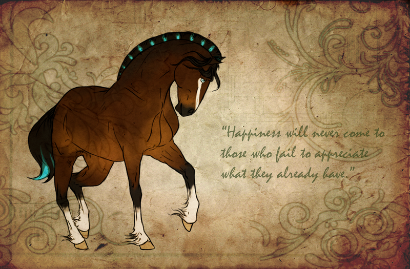Happiness by Ithenis
