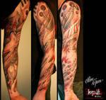 Biomeca tattoo