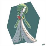Day 08: Favorite Fairy - Gardevoir