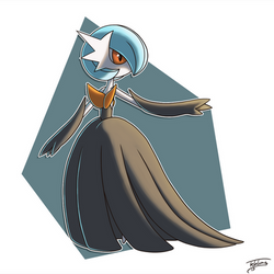 Day 30: Favorite Mega - Shiny Gardevoir by Fehlung