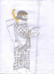 Persian Immortal by Rynewulf