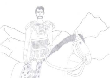 Alexander The Hairy by Rynewulf