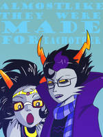 MADE FOR EACH OTHER by TheXRainbowXNinja