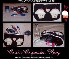 morbid-stitches- Cupcake Bag