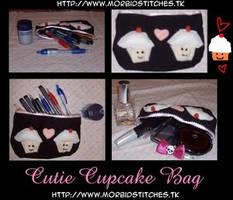 morbid-stitches- Cupcake Bag