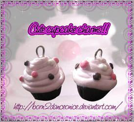 BoRn2DaNcEoNiCe- Cupcake Charm
