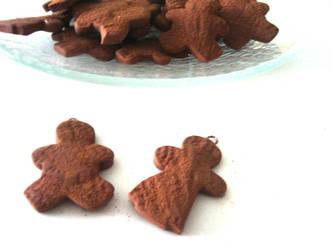 Queenanka- Naked Gingerbread by cupcake-cuties