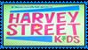 Harvey Street Kids Stamp by ChelseaLunaStirling