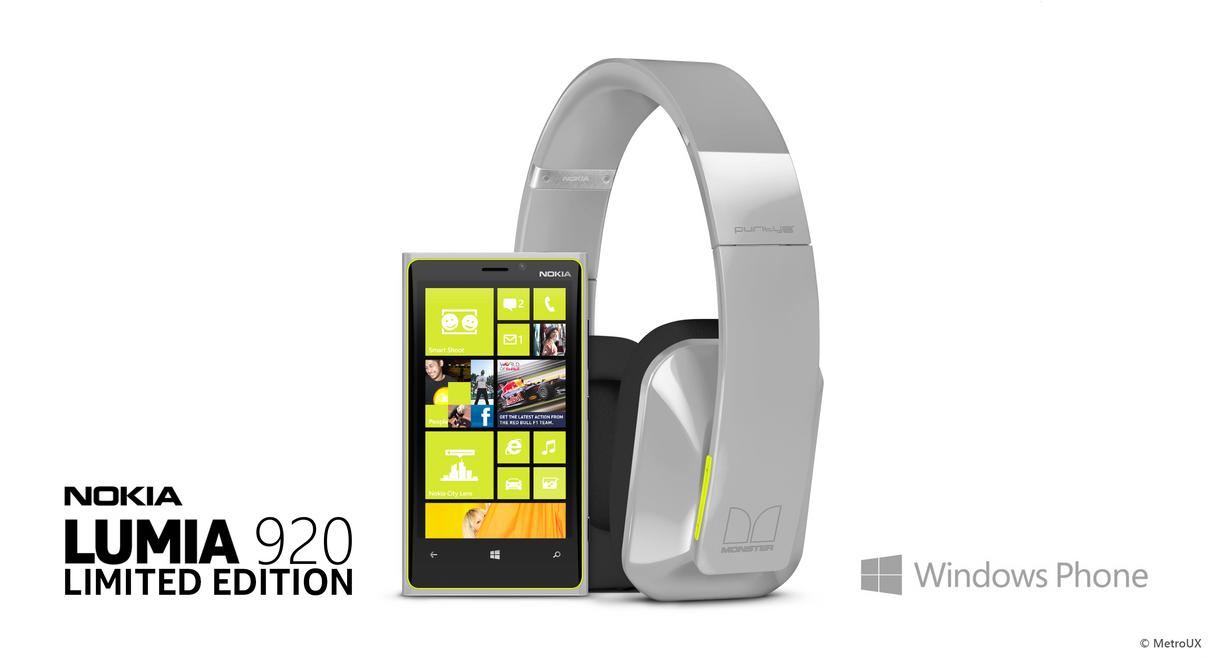Nokia Lumia 920 LE by MetroUX
