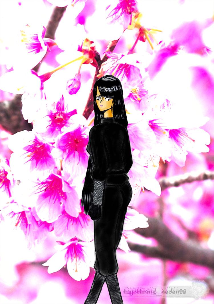 [Non-Conan fanart] by Snow Ninja_by_Shirahanayuki