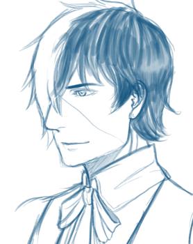 Black Jack Sketch
