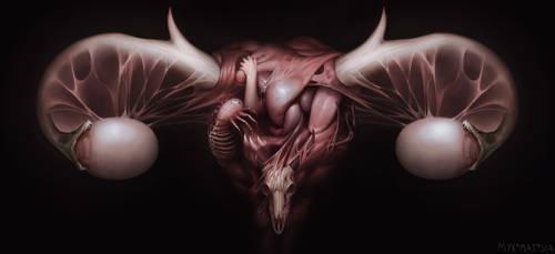 venus, devoratrice. by myxomatosia