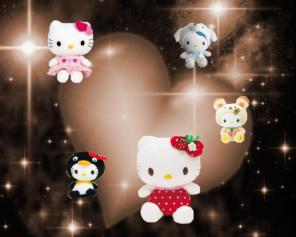 Hello Kitty wallpaper > Hello Kitty HD wallpaper , Hello Kitty Papel de parede HD