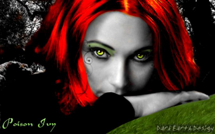 Poison Ivy by RMJMYBURGH
