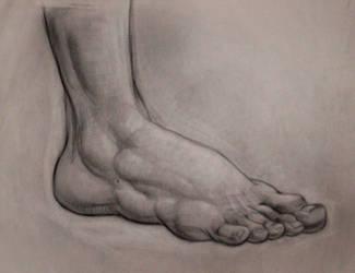 foot- master studies by xaqBazit