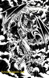 Outcast Angels - Hurakan by xaqBazit