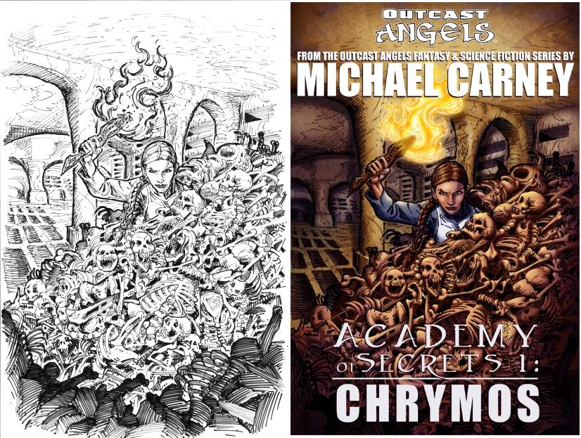 Chrymos Cover by xaqBazit